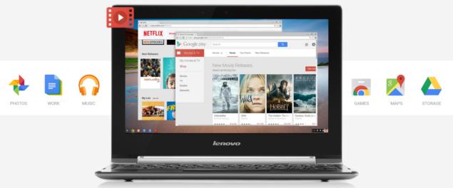 Chrome OS 3
