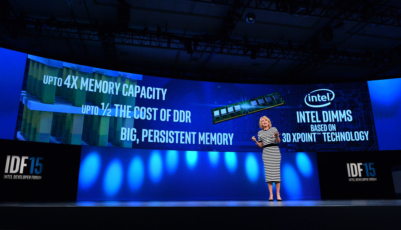 Performance Technology: Intel's 3D XPoint Memory Performance Tested, Up To 8X