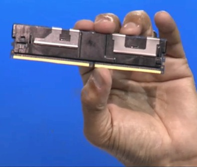 Intel 3D XPoint Optane DIMMs