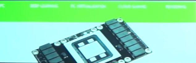NVIDIA Pascal GPU 2015