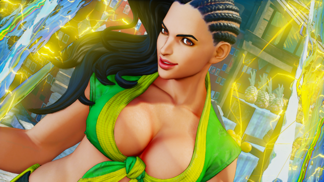 Street Fighter V Laura (8)