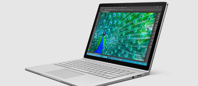 Live Surface Book