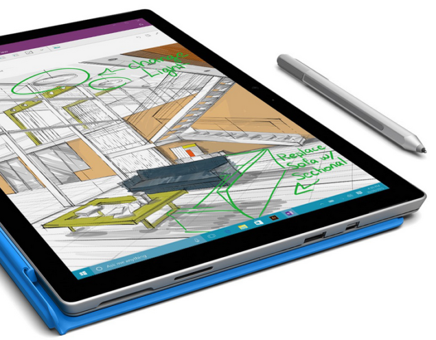 Surface Pro 4 4