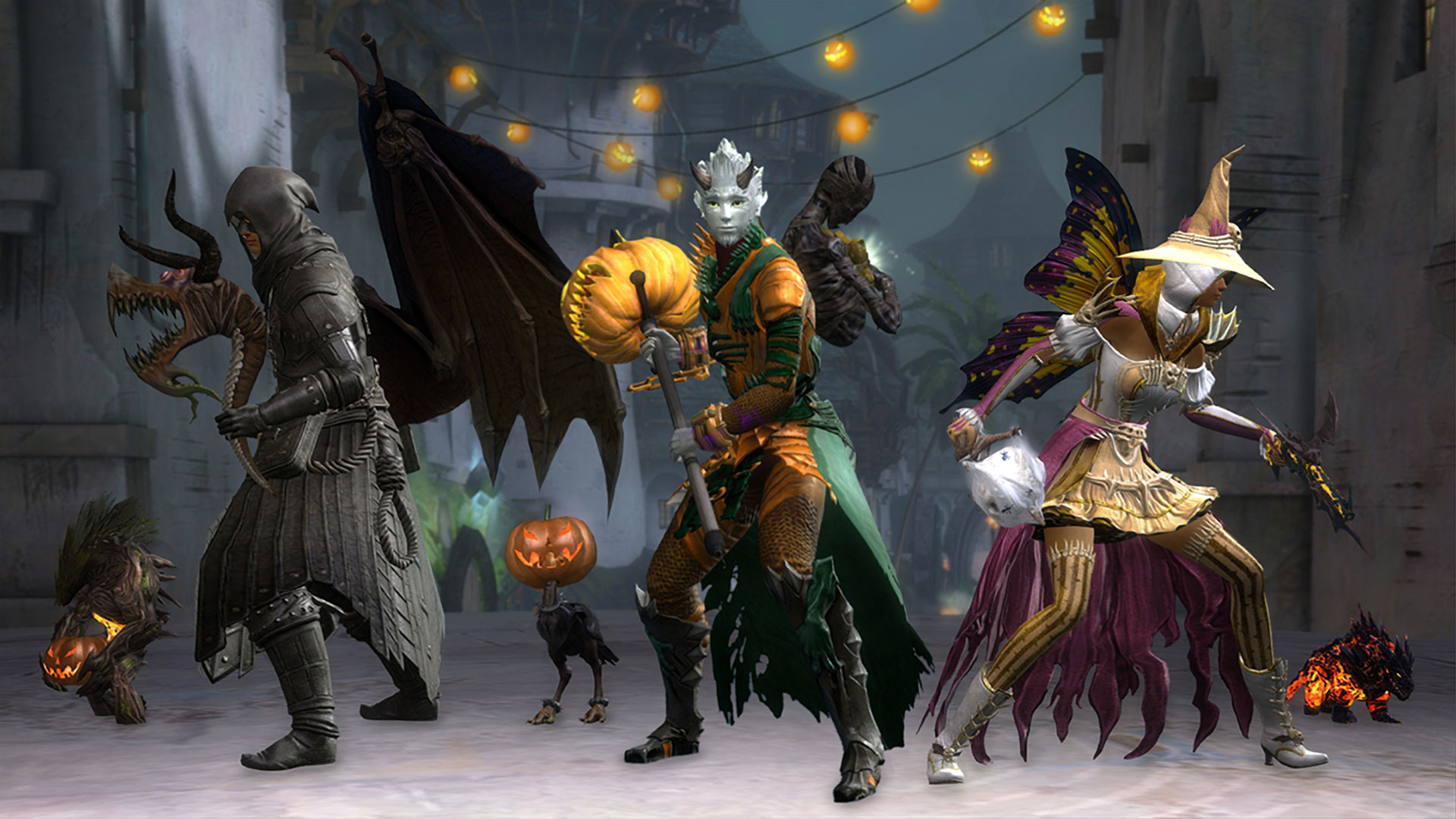 halloween pumpkin guild wars 2
