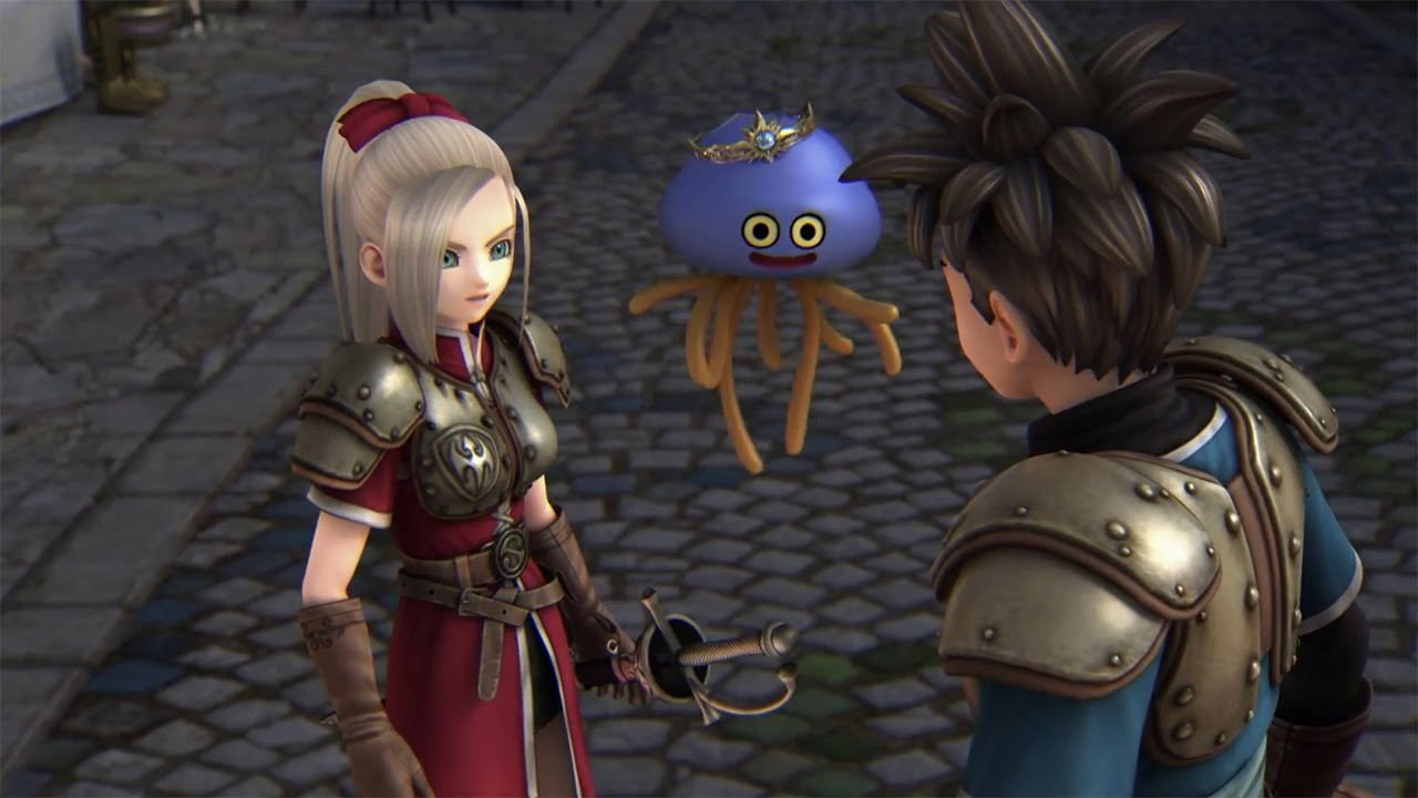 Dragon Quest Heroes Has Monsters, Some Even Cute and Cuddly