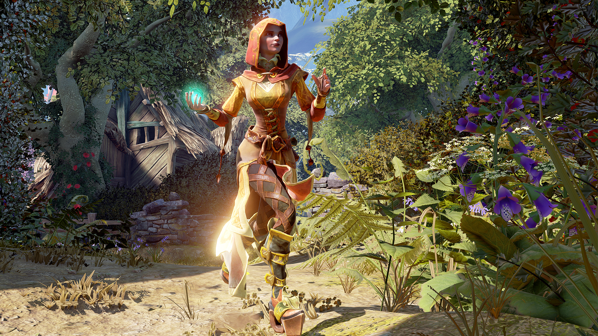 Lionhead On DX12 Features In Fable Legends