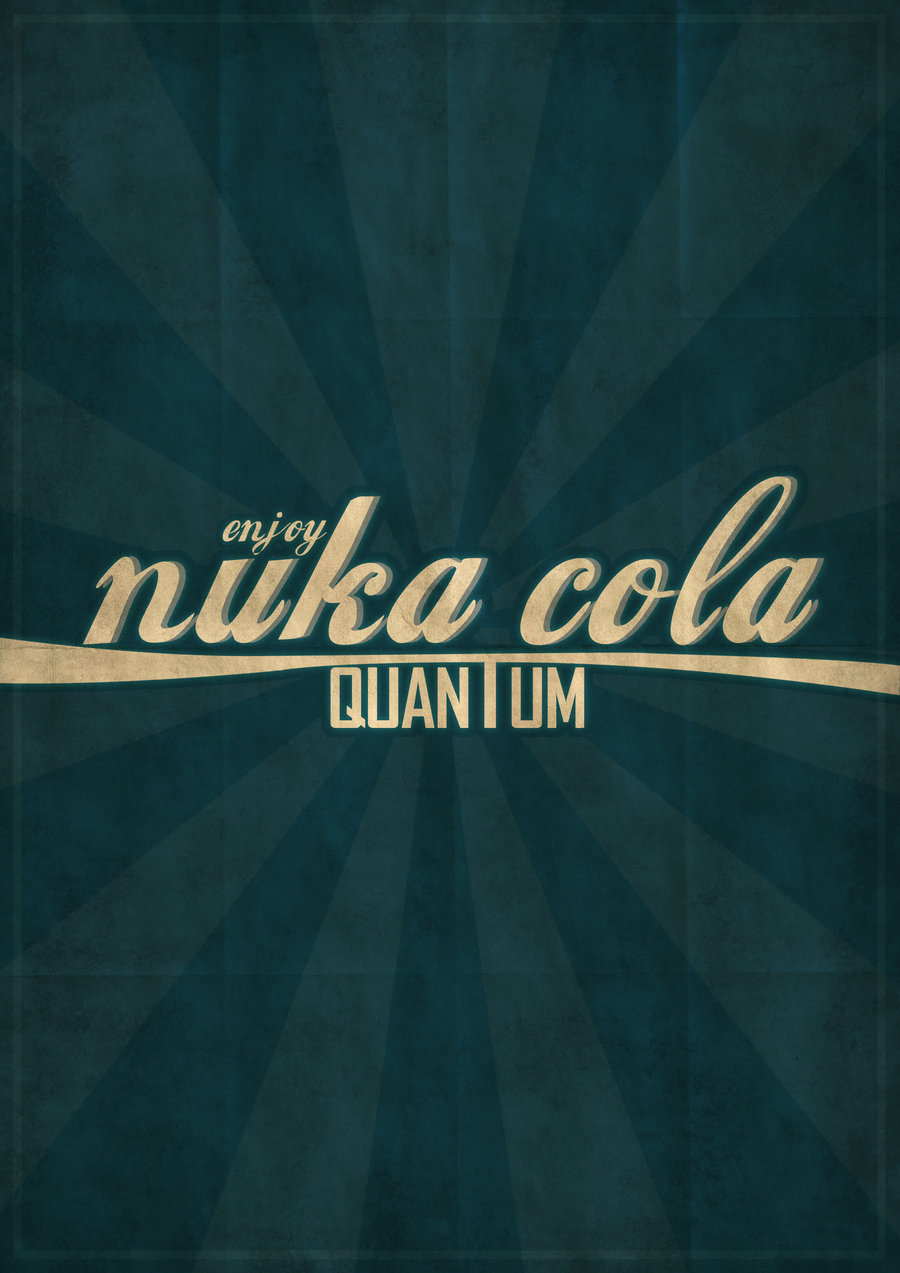 Fallout 4 S Nuka Cola Quantum Becomes Real Coming 11 10 At Target