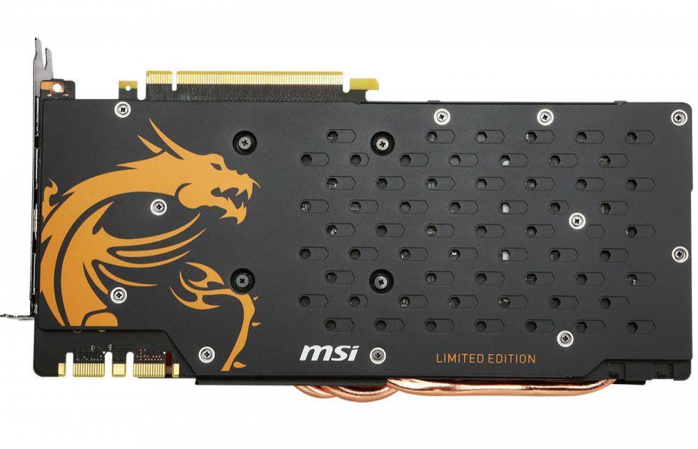 MSI GTX 980 Ti Golden Gaming Edition