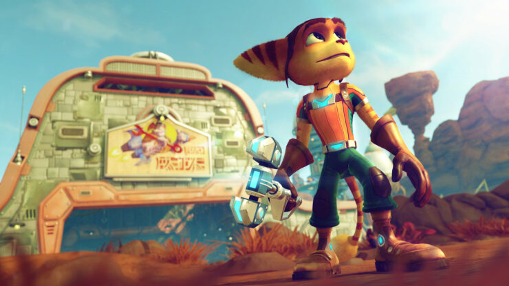 Ratchet Clank free playstation games