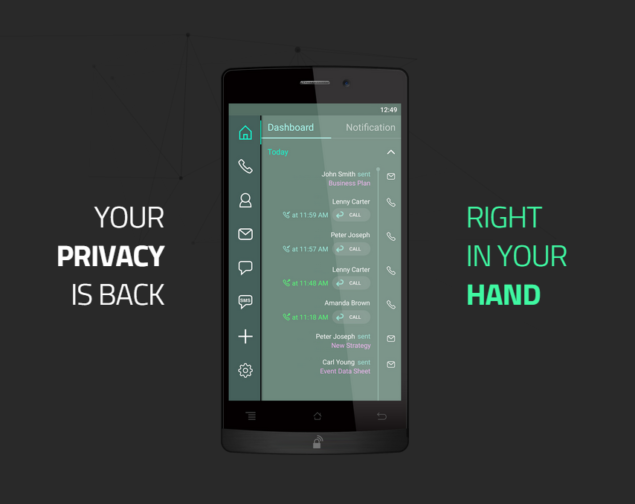 Secure GranitePhone Will Preserve Your Privacy, But It Will Cost You Quite A Bit