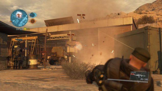 Metal Gear Online