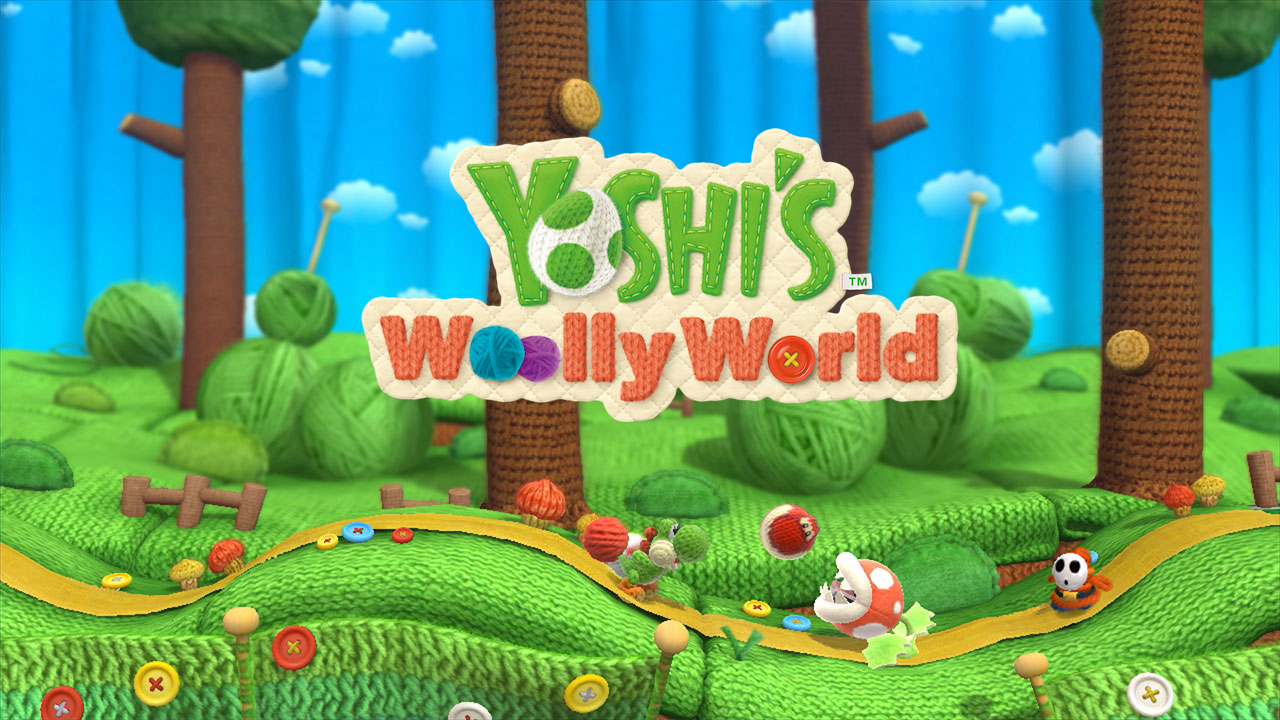 Yoshi S Woolly World Tv Commercial