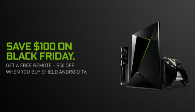 Here's How You Can Save A Total Of $100 On Your NVIDIA Shield Purchase