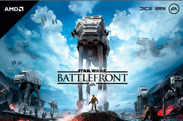AMD Radeon R9 Fury Star Wars Battlefront Bundle