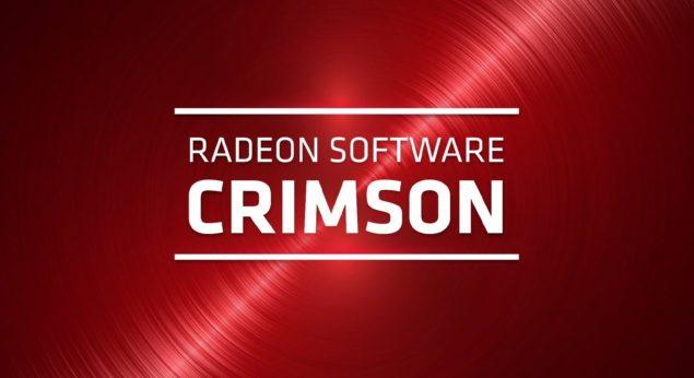 AMD Driver 16.3.1