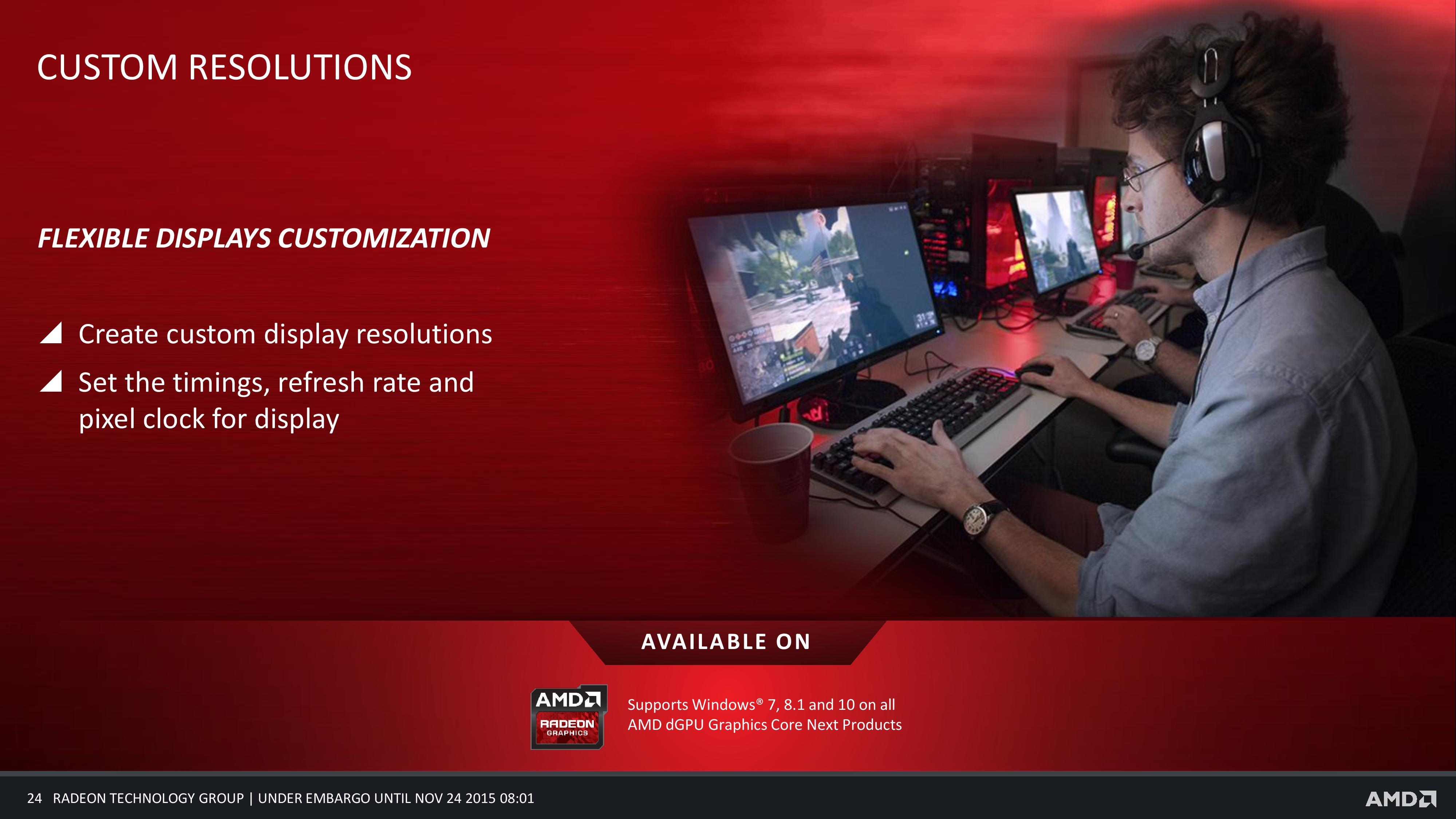 AMD Radeon Software Crimson Edition Released - Performance