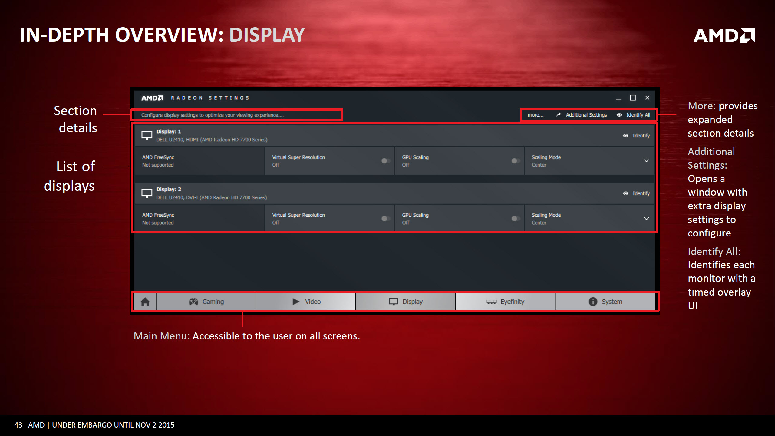 AMD Radeon Software Crimson Edition Drivers Officially
