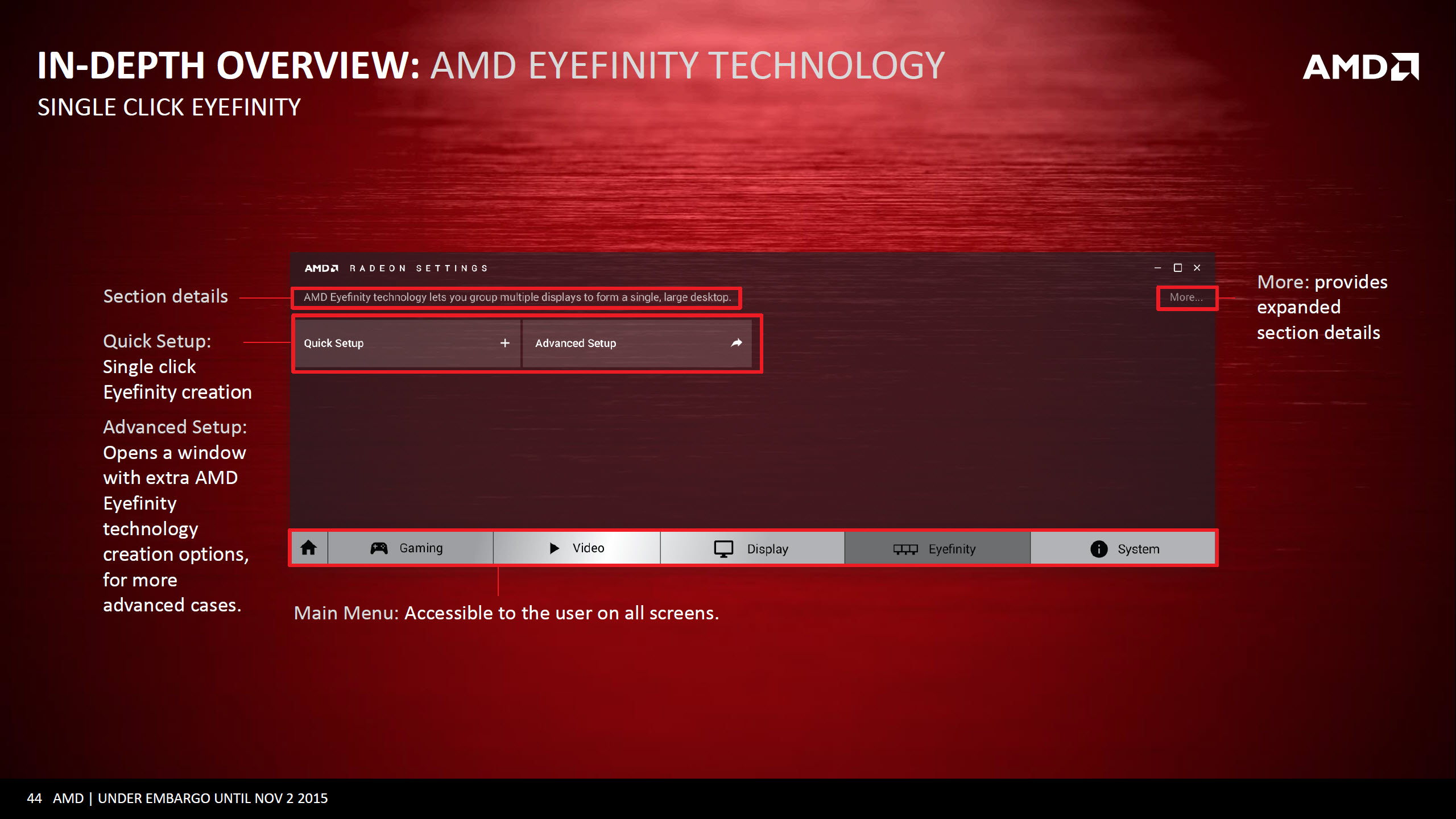 AMD Radeon Software Crimson Edition Drivers Officially Launching on