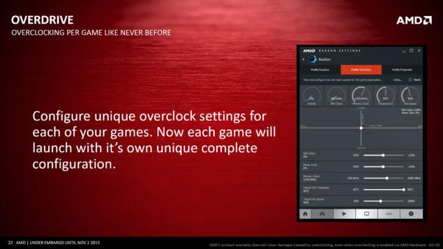 AMD Radeon_Crimson Driver_Overdrive