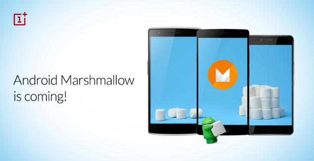 Android Marshmallow OnePlus