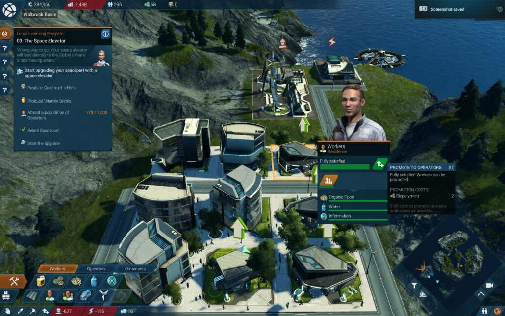 Anno 2205 01 - Upgrade Residence