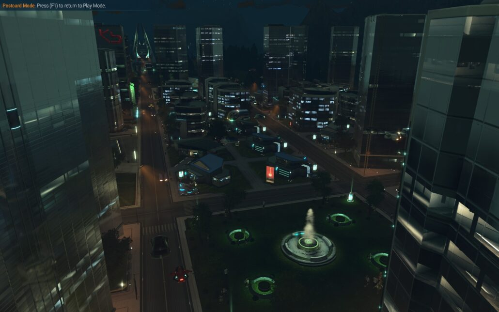 Anno 2205 03 - The City at Night