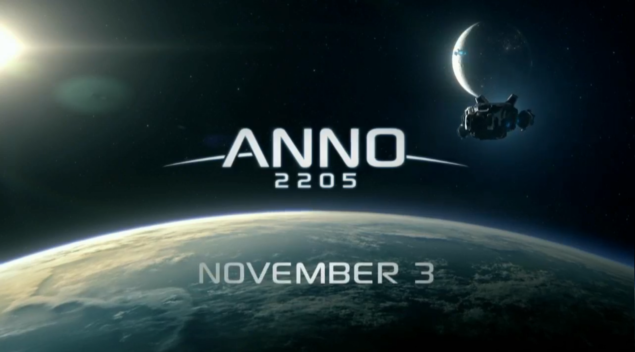 Anno 2205 Front Cover