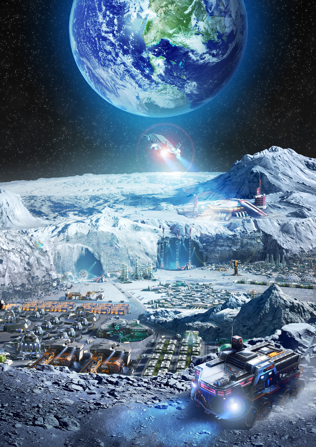 Anno 2205 Launched And Benchmarked On Pc Performance