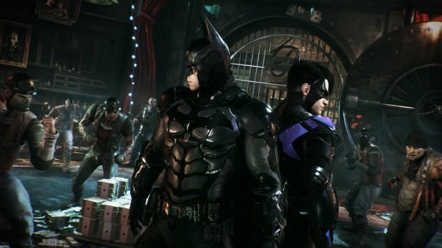 Batman Arkham Collection free epic game store metro 2033 redux