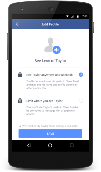 Facebook's New Feature Will Help You Forget About Your Ex