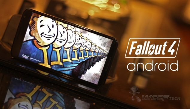 Fallout 4: How To Play It On Your Tablet?