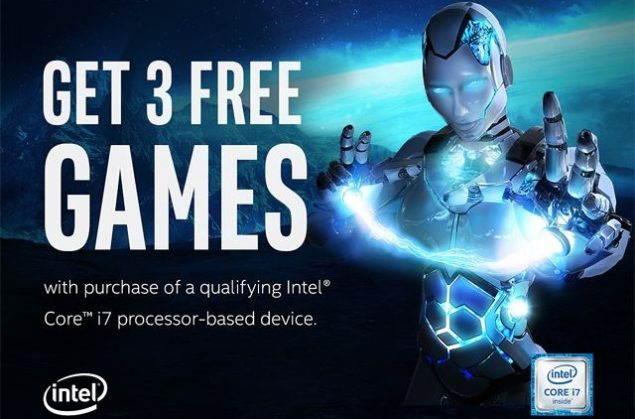 Intel Game Bundle Core i7 Haswell 3 Free Games