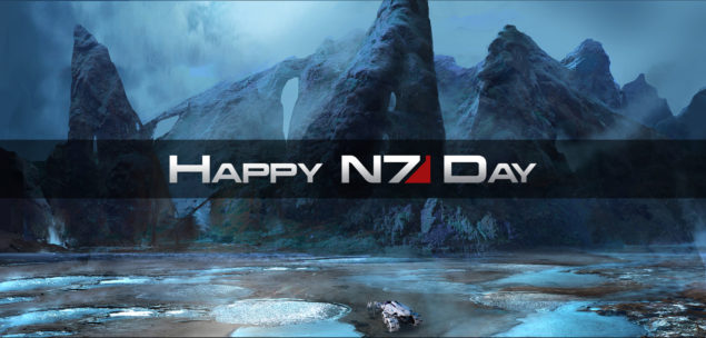 N7 Day, Wccftech Weekly Review