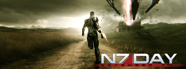 Mass Effect N7 Day
