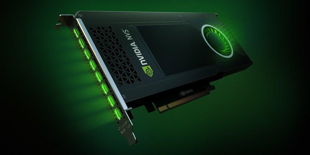 Nvidia Launches Nvs 810 Digital Signage Graphics Card