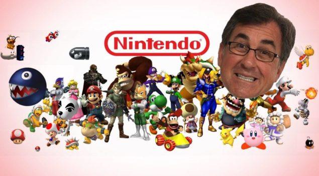 Nintendo NX Pachter