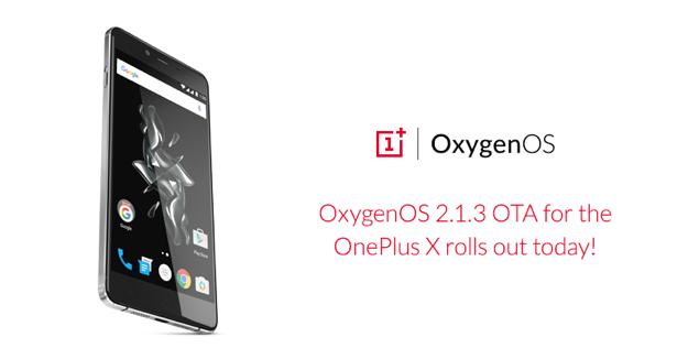 OxygenOS 2.1.3