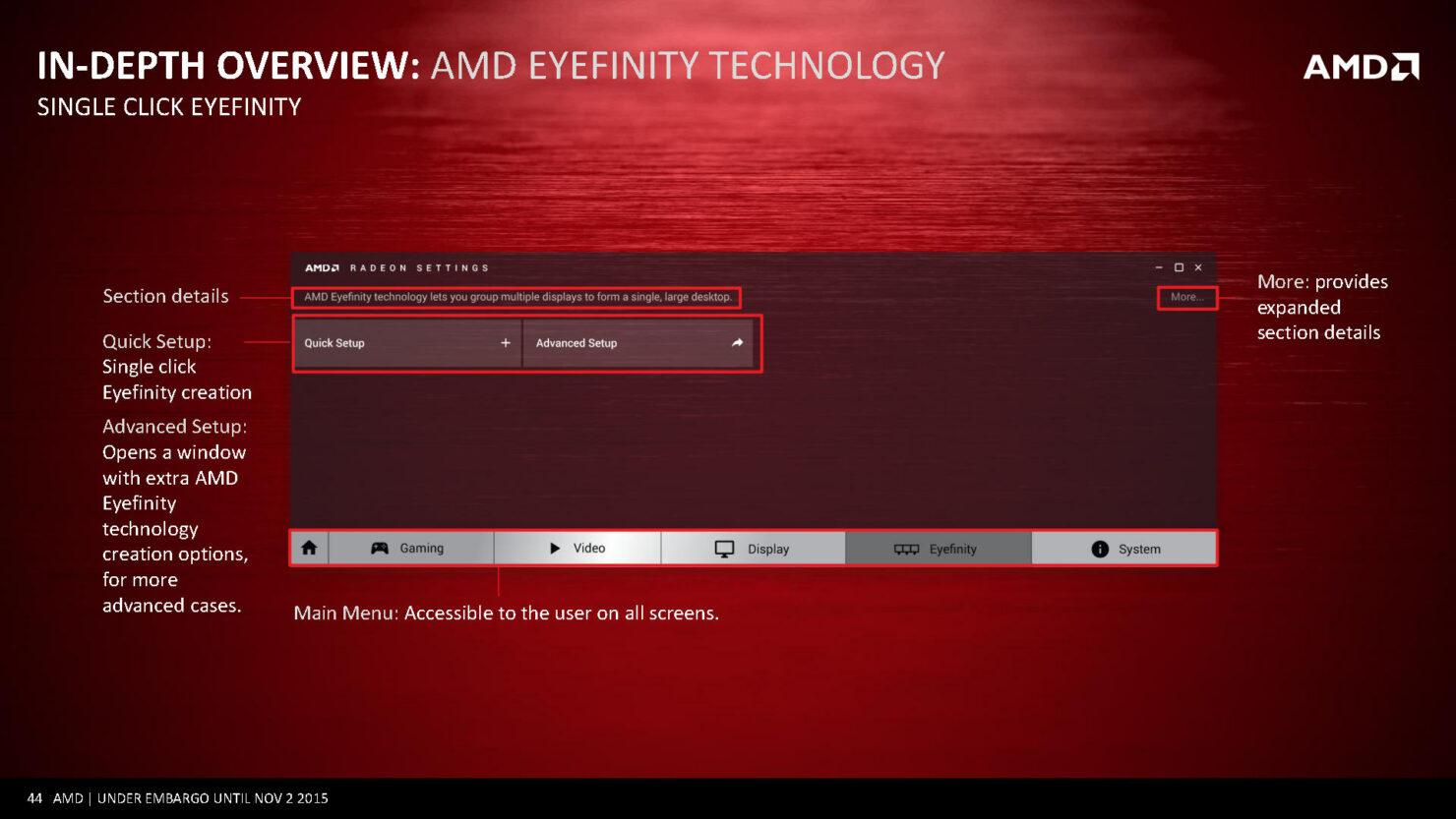 AMD Radeon Crimson