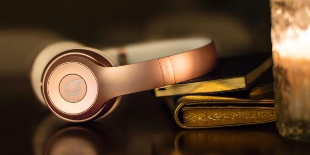 Solo2 Wireless Rose Gold