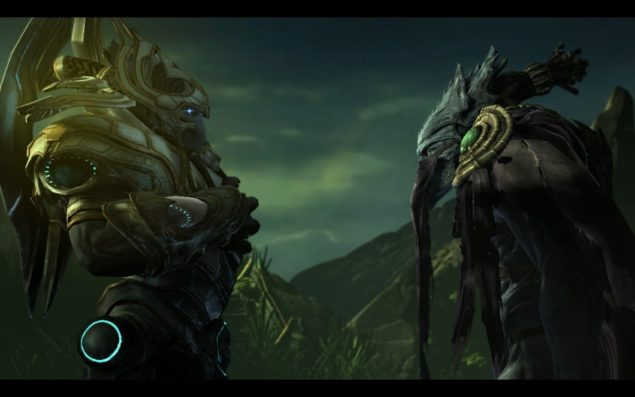 Starcraft II LOTV 02 - Finding the Prince