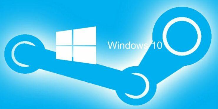windows 10 steam