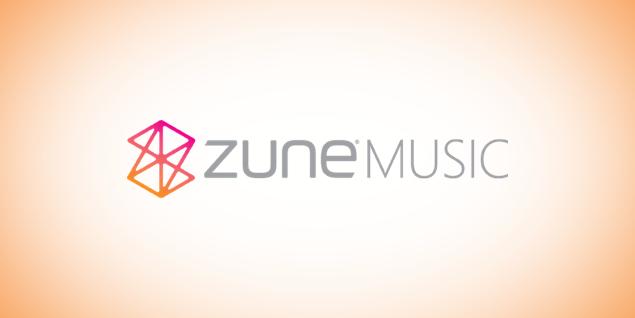 Zune Music logo