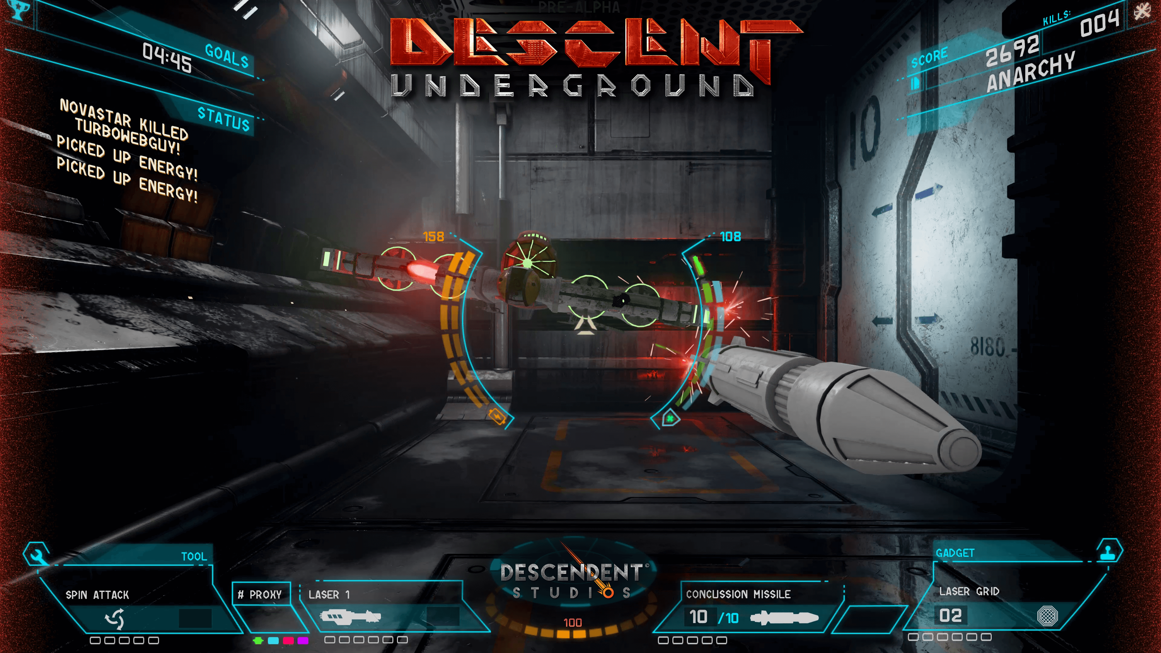 Descent Underground Promises to Bring Back 6DOF in a Most
