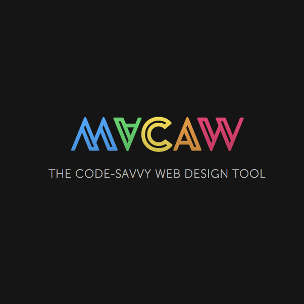 Macaw The Code Savvy Web Design Tool by Macaw | Coding Videos