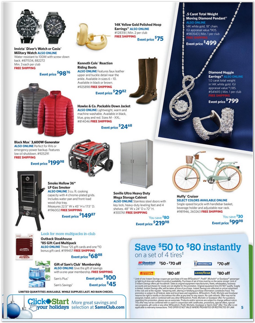 Sam S Club Black Friday Deals Offer Gadgets At 200 Plus