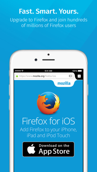 Mozilla's Firefox Browser Is Now Available For Download On The App Store