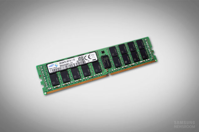 Samsung To Commence Mass Production Of World's First 128GB DDR4 RAM Modules