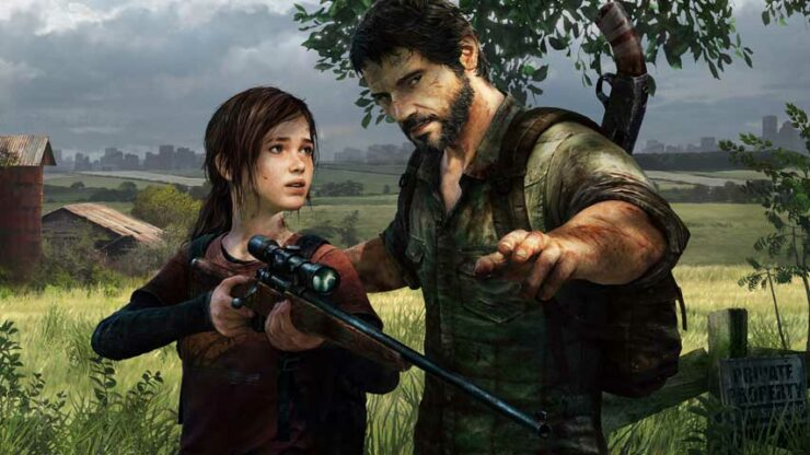 Last of us remastered PS4 Pro