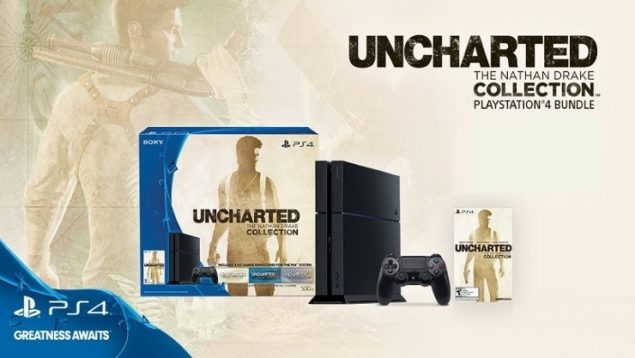 PlayStation 4 Uncharted Bundle PS4