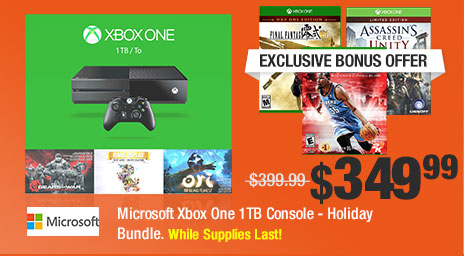 xboxone6gamesnewegg